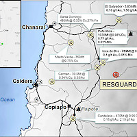 Resguardo Location-Region lll Chile